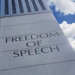 168 Freedom of speech